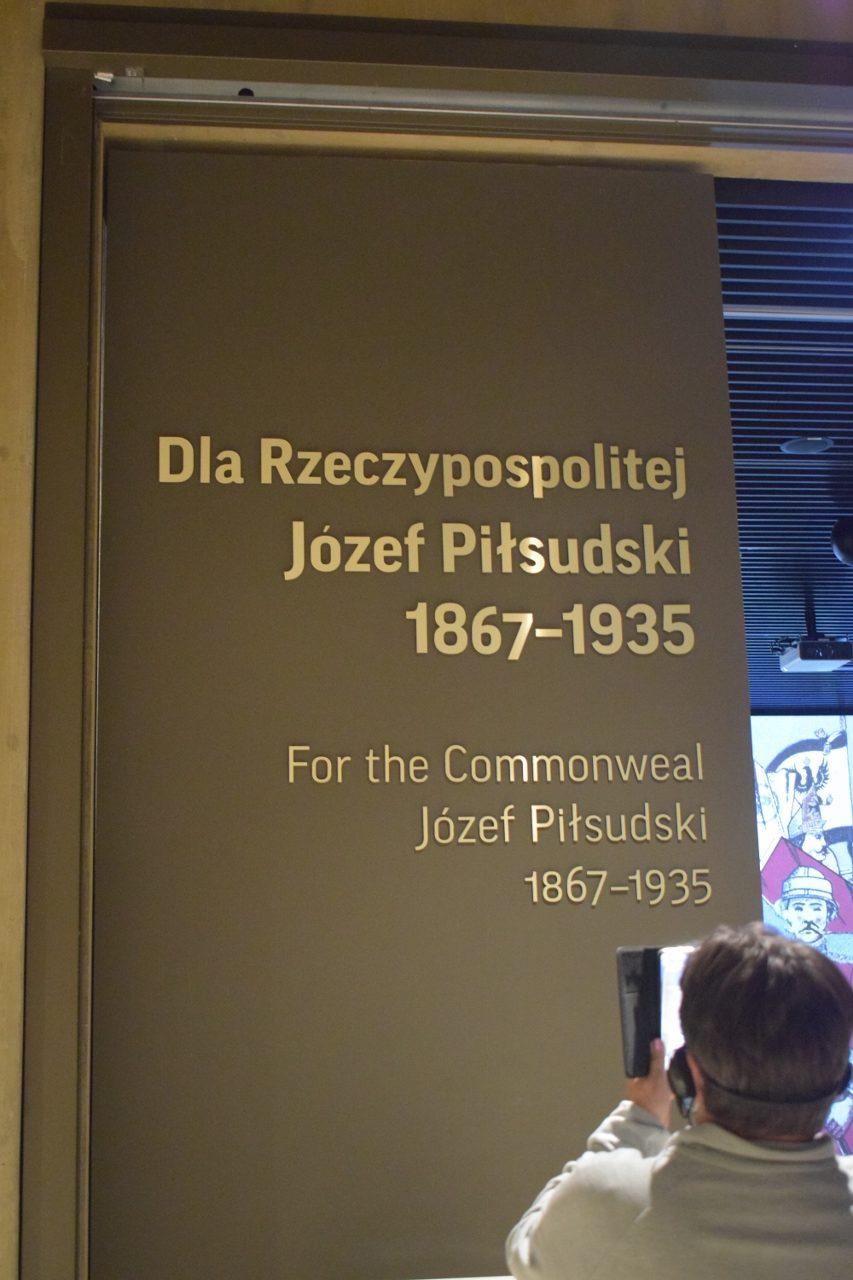 foto: Słuchacze SUTW w Muzeum Józefa Piłsudskiego - 03 rotated