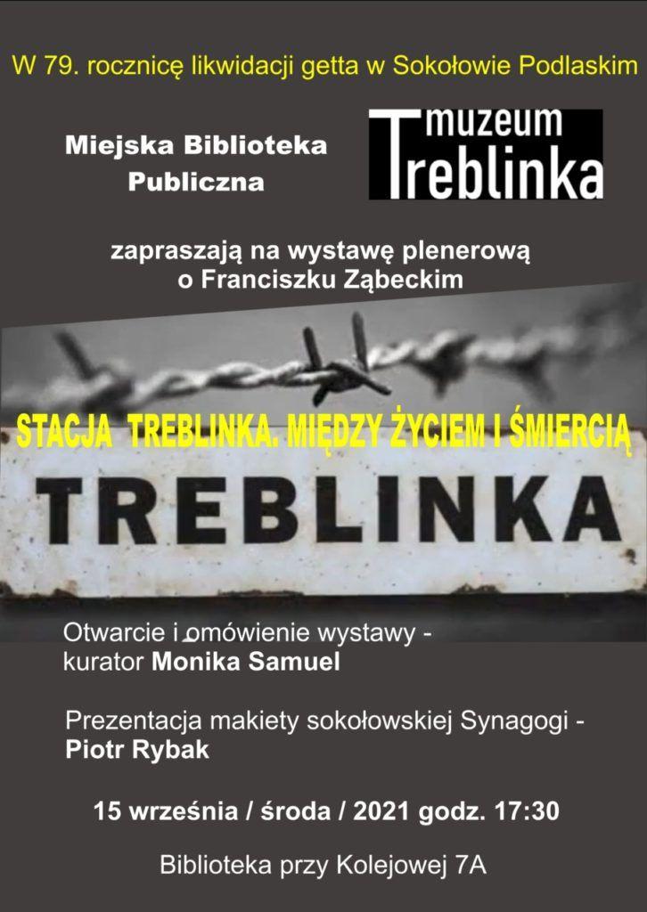 foto: 79. rocznica likwidacji getta w Sokołowie Podlaskim - 79. rocznica likwidacji getta w Sokolowie Podlaskim 726x1024