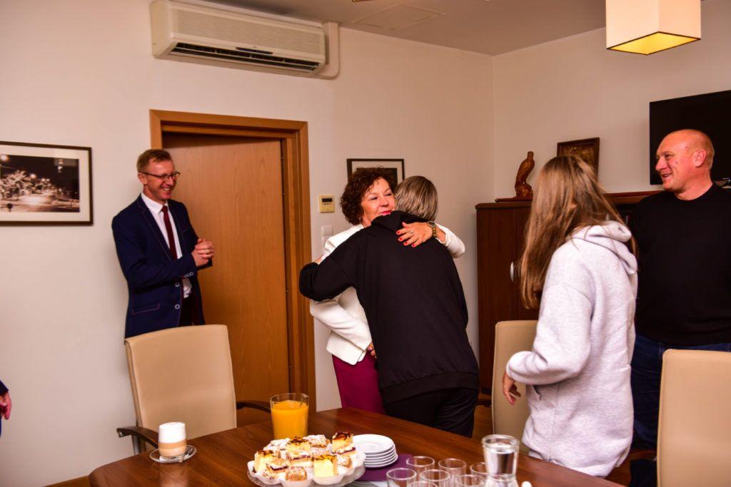 foto: Przyjęcie rodziny repatriantów z Kazachstanu - DSC 3367 1024x683