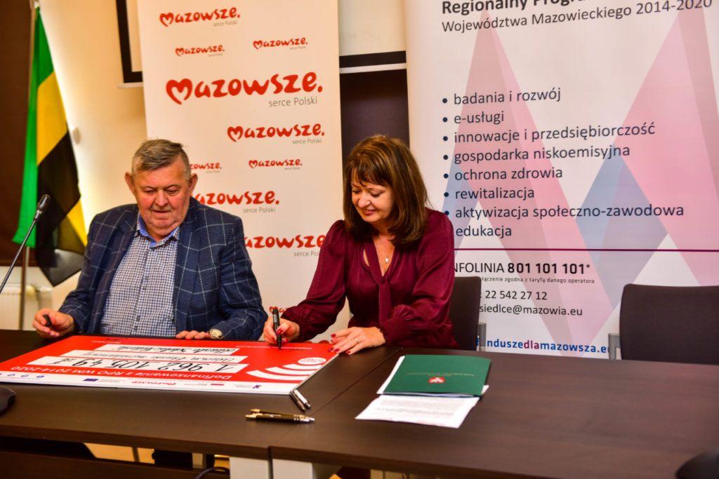 foto: Blisko 2 mln zł dla Miasta Sokołów Podlaski - DSC 3553 1024x683