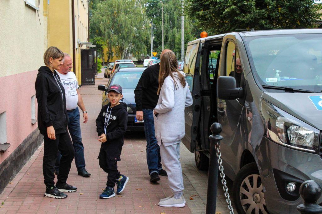 foto: Przyjęcie rodziny repatriantów z Kazachstanu - IMG 1771 1024x682