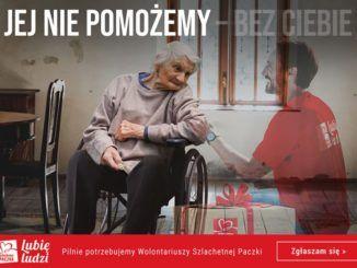 Szlachetna Paczaka szuka wolontariuszy