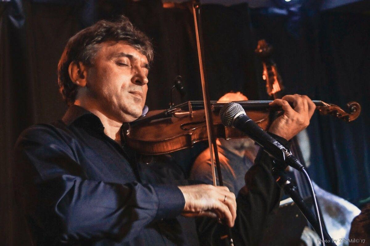 foto:  - Siergiej Wowkotrub Gypsy Swing Quartet