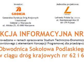 Zdjęcie ilustracyjne: fragment plakatu akcji informacyjnej